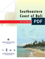 Southeastern Coast of Bali Initial Risk Assessment
