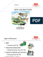 Houston Recession and Recovery
