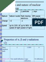 4.2 Radioactivity