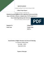 Minor Report Guidelines2012 (5)