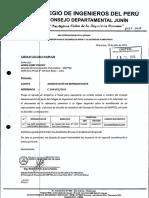 24 Colegio de Ingenieros Del Perú - Consejo Departamental Junin