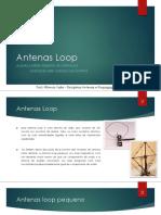Antenas Loop