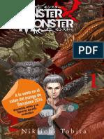 Avance Monster×Monster 1