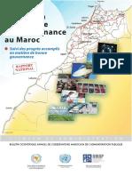 Rapport National sur la gouvernance  au Maroc.pdf