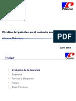 Refino Petro Petronor Camara Bilbao
