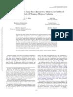 Voigt Et El 2014 Working Memory and Pm Developmental Psych