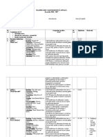 Planificare Fce Gold Plus 10