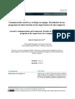 Dialnet ComunicacionAsertivaYTrabajoEnEquipo 5475183 (1)