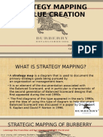 Strategy Mapping & Value Creation