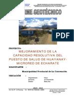 Posta de Salud Huayanay -1