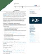 Definiciones Perfil Carpintero Metálico