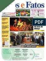 Jornal Atos e Fatos - Ed. 678 - 11-06-2010