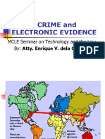 2010 MCLE Cyber Crime and Electronic Evidence