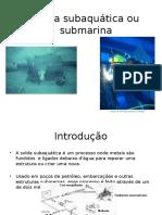 Solda Subaquatica