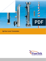 EF by-Pass Level Transmitter_B0