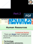 Human Resources (Part 3)