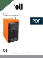 Manual Ferroli Sfr