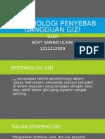 Transisi Epid Gizi Ppt