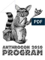 Anthrocon 2010 Programming Guide