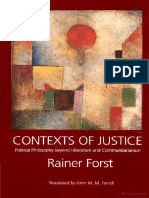 [Rainer Forst] Contexts of Justice Political Phil