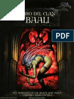 Libro Del Clan Baali