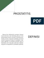 prostatite pdf 2020