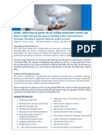 Training Plan_office 365