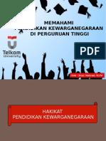 A1. PKN Di Perguruan Tinggi (Ganjil 2015)