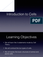 introduction to cells2016