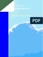 Lenguaje Musical 1 Cancionero Verano