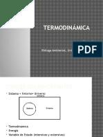termodinamica 3ero