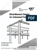 Wind-moment design for unbraced frames.pdf