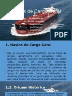 Navios de Carga Geral