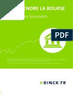 Fonctionnement de La Bourse