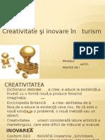 creativitate si inovare in turism ppt