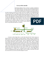 Design Conveyor Belt Controller-Fourveyor