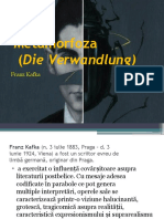 Metamorfoza Kafka