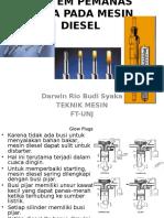 05 System Pemanas Mula Motor Diesel