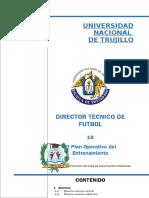 Director Tecnico de Futbol - 10
