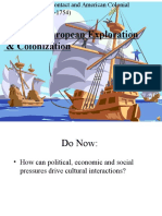 European Colonialism PPT