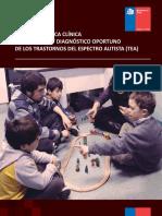 Guia Trastornos Del Espectro Autista MINSAL Chile 2011