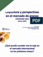Análisis de Coyuntura Expoagro 10 3 2016_Julio Calzada
