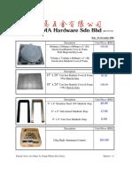 3.MSCL-DI-CI-11. Manhole Cover, Manhole Step