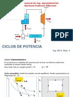 Ciclos de Potencia y Refrigeración