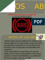 Sistema Abs - Luis Eduardo Medina Muñante - Senati