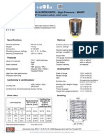 Mh65f Specification Sheet b