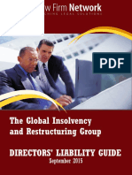 Directors Liability Guide - September 2015 Guide