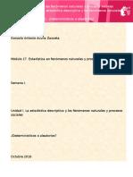 AcuñaZazueta GonzaloAntonio M17 AI1Determinísticos o Aleatorios