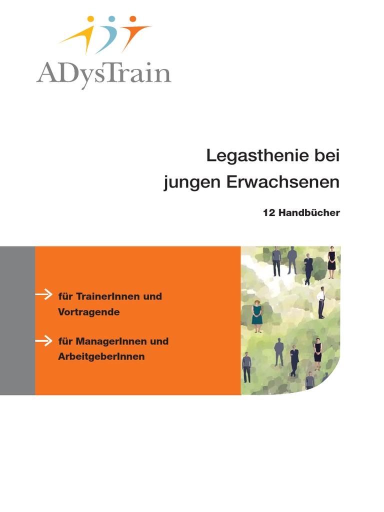 Adystrain Manuals Deutsch