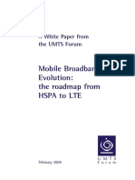 The roadmap from HSPA to LTE.pdf